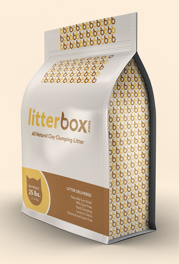 Branding: Litterbox - Packaging Design