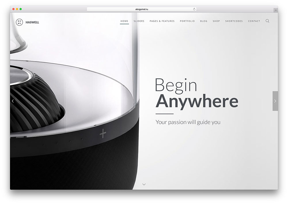 haswell-product-design-marketing-html-site-template