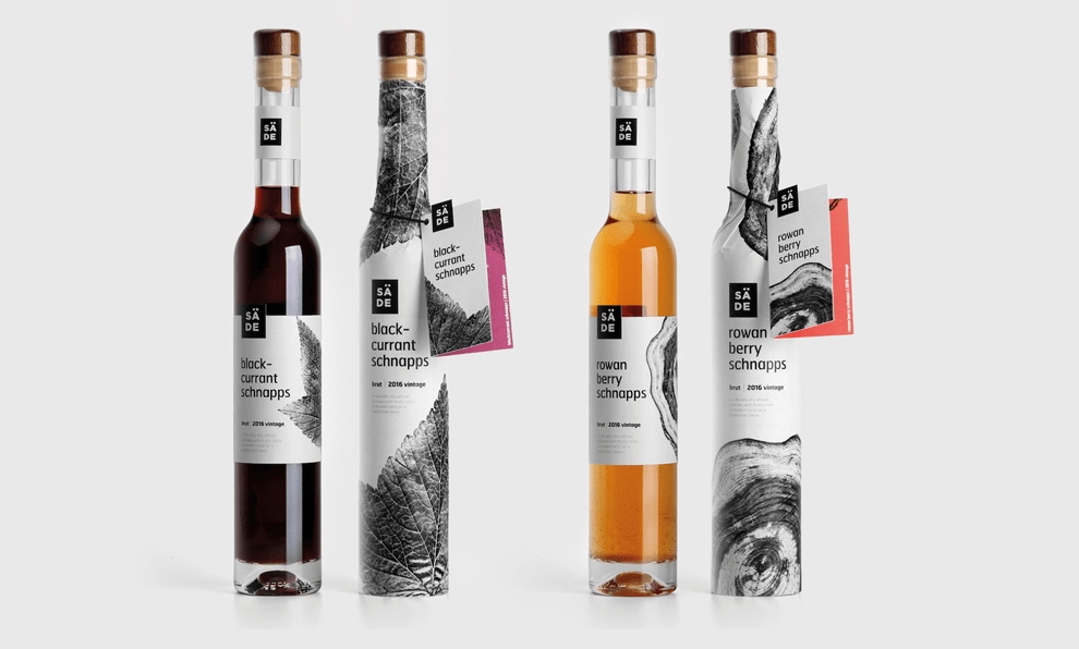 Sade Schnapps Best Package Designs