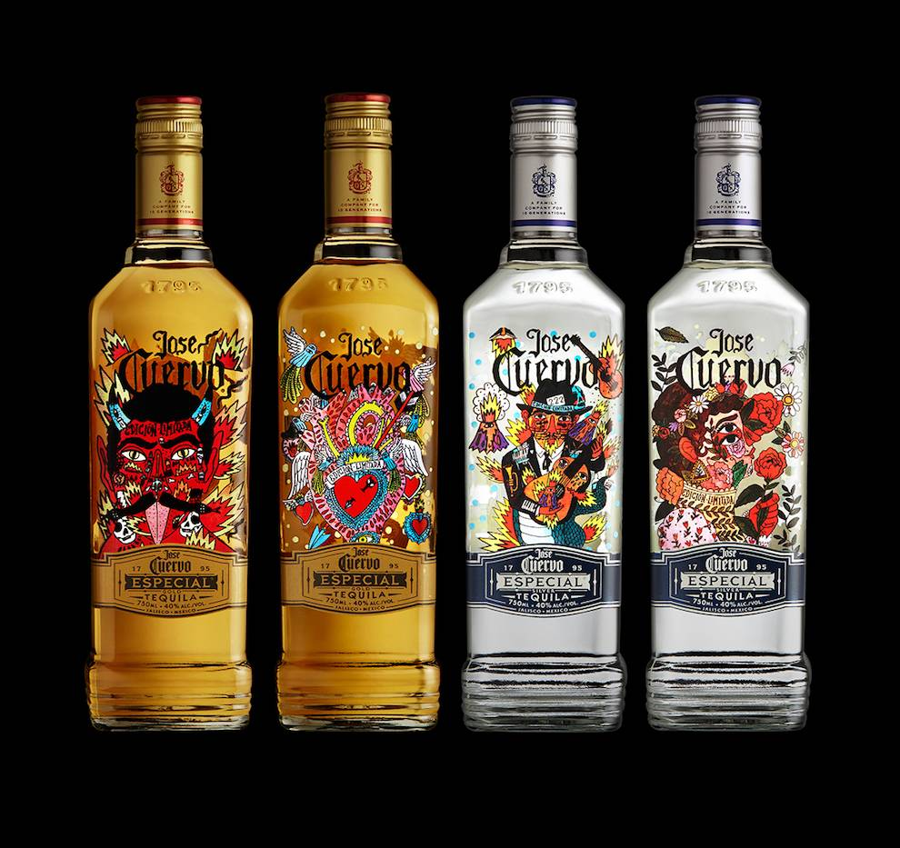 Jose Cuervo 222 Best Package Designs
