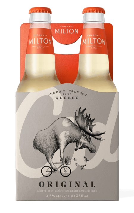 Ciderie Milton Best Package Designs