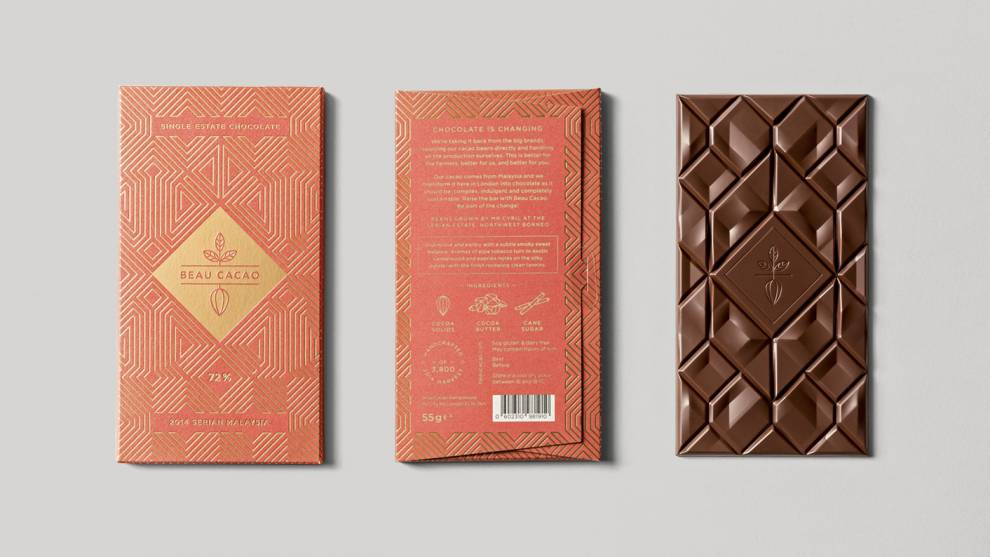 Beau Cacao Best Package Designs