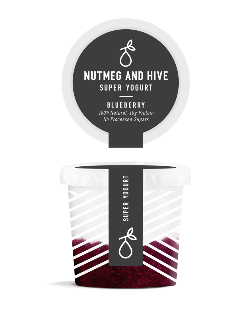Nutmeg And Hive Best Package Design